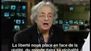 Adonis: Sur la société syrienne (Poète syrien)/Adonis on Arab society