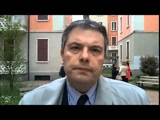 Aprile 2014, intervista al consigliere regionale Onorio Rosati sulla situazione Aler