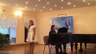 """В.А. Моцарт Ария Барбарины из оперы """"Женитьба Фигаро"""""""