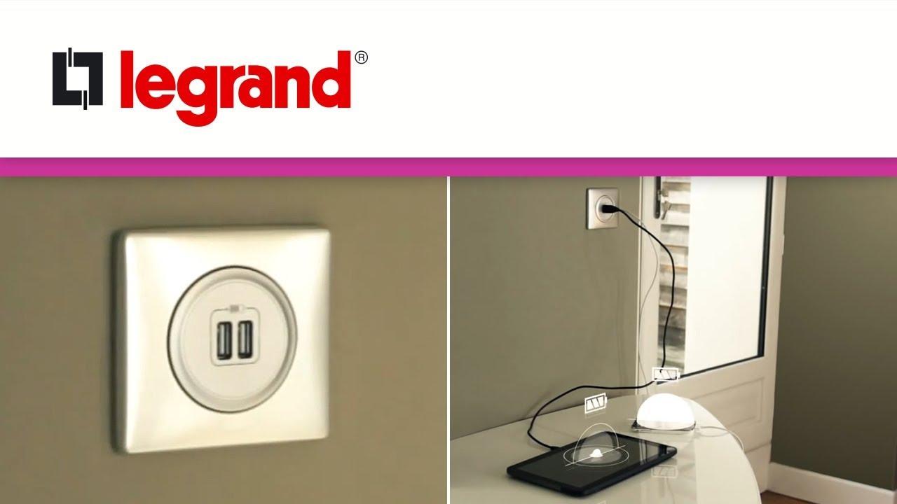 Prises électriques - Espace Grand Public | Legrand