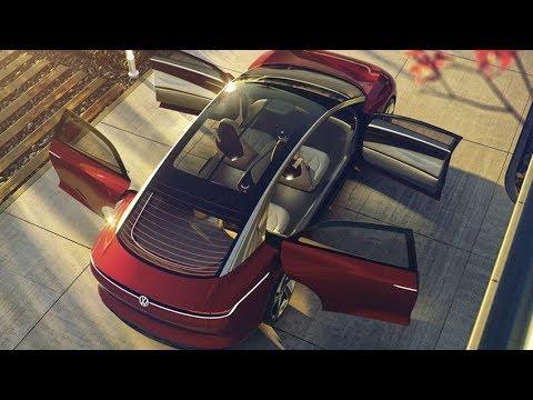 2020 Volkswagen I.D. VIZZION Electric - Better Than Jaguar I-Pace ! - Dauer: 10 Minuten