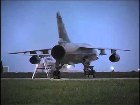 Libyan Airforce Mirage jets defect to Malta