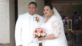 Simione & Malia Vito - LDS Temple Wedding Day