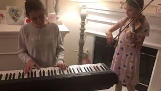 Changes - XXXTentacion - Karolina Protsenko with Mom - Violin and Piano Cover