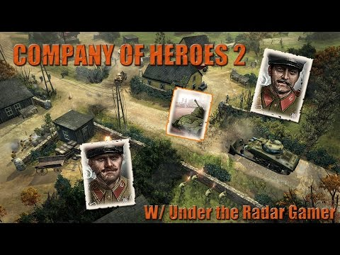 Company of Heroes 2 #32 Death by a thousand of paper cuts