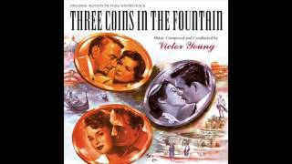 three coins in the fountain soundtrack suite victor young