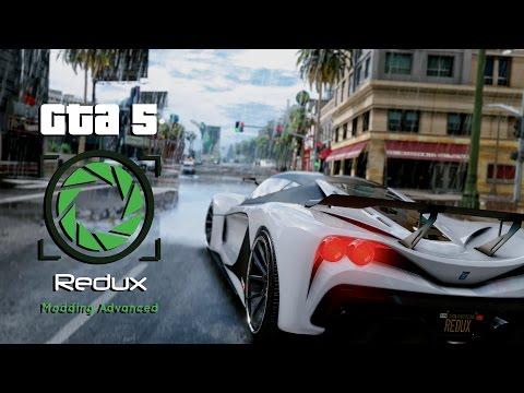 Gta 5 - Redux (Official Sneak Peek)