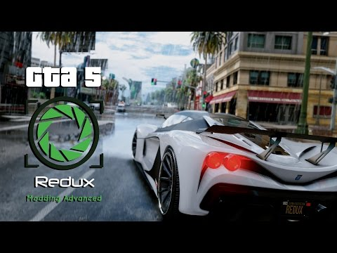 Gta 5 - Redux (Official Sneak Peek)