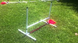 Homemade Agility Equipment