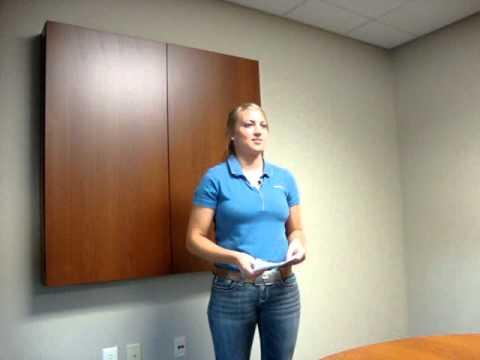 Intro about myself - Speech Communication Class - NECC