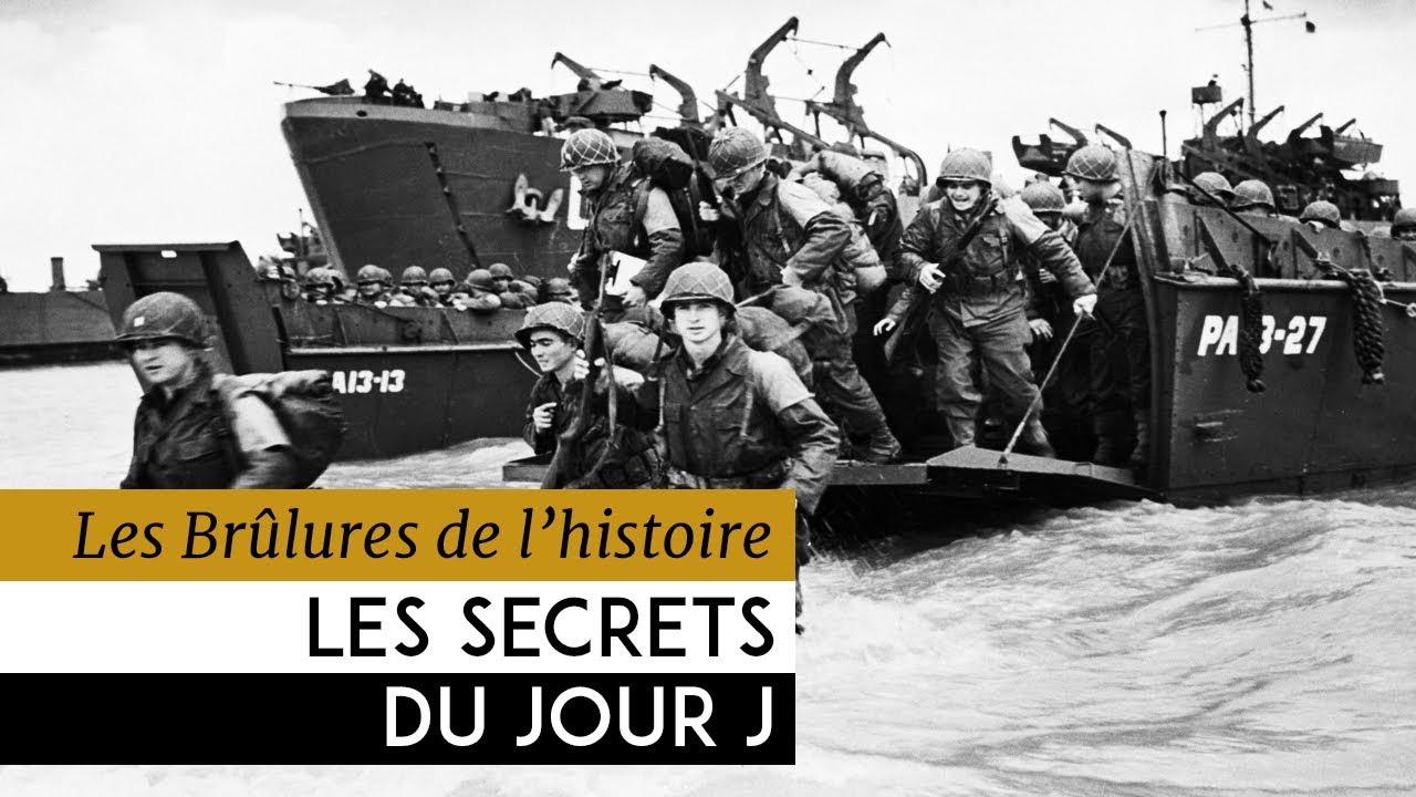 Download Les Brûlures de l'Histoire - Les secrets du jour J