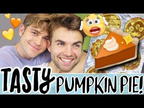 Boyfriends Bake!!🥧🍁🍗 Thanksgiving Pumpkin Pie FAIL! From The Fail Weblog thumbnail