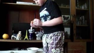 СИЛА РЕЗИНКИ - Грейпфрут и ЯИЧКО