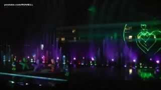 Musical Fountain Manila Ocean Park