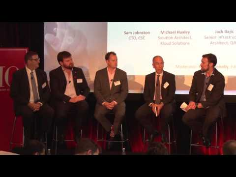 QBE at Equinix Cloud Forum 2015 – Australia