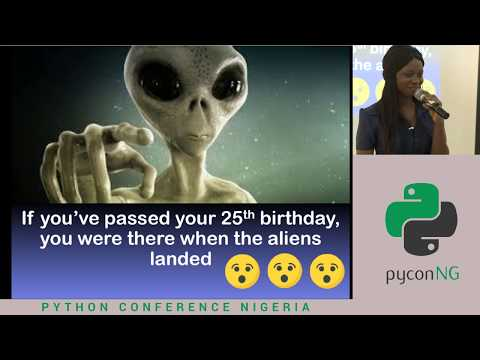 Idowu Adeleke – Conversational Interfaces for Chatbots and Artificial Intelligence with Python