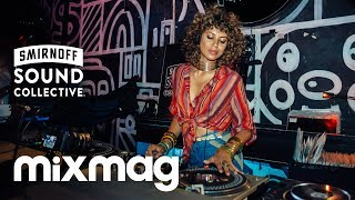 NATASHA DIGGS vinyl funk & disco set in The Lab NYC