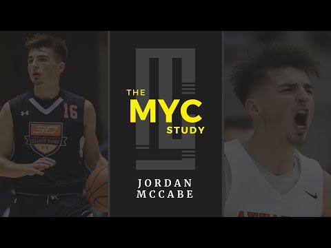 2 : Jordan McCabe (West Virginia) - The Master Your Craft Study