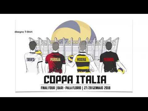 Volley In Tour Vi Porta A Bari... Online I Primi Gadget