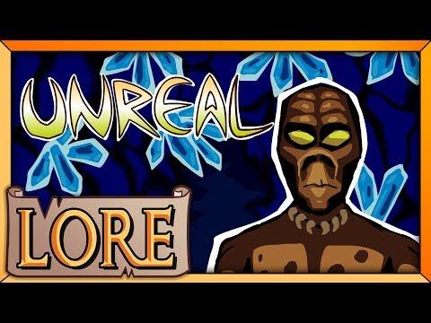 UNREAL | Lore in a Minute! | Na Pali | Epic MegaGames | 1998
