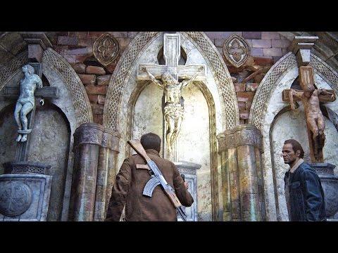 Uncharted 4 A Thief's End #08: Libra, A Balança da Justiça - Playstation 4 (PS4)