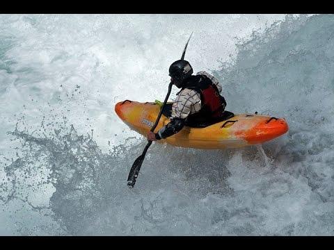 Extreme Life: Kayaking Extreme