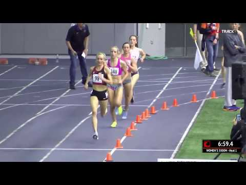 Shalane Flanagan Blasts A 3K In Her Return To The Track