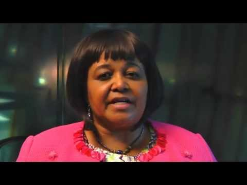 CITES CoP17 welcome message from South African Environment Minister Mrs Edna Molewa