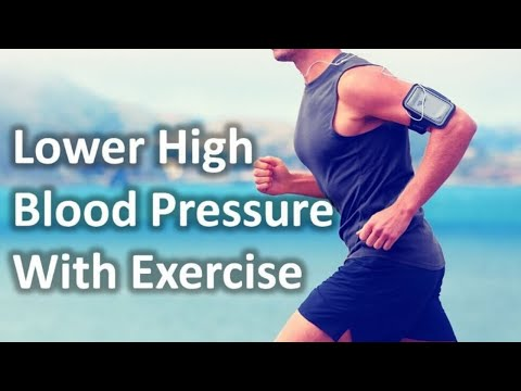 Exercise For High Blood Pressure Best Exercises To Lower Blood Pressure