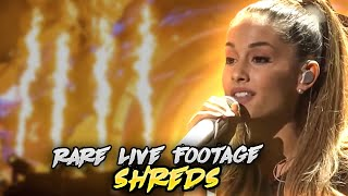 Ariana Grande Sings Death Metal