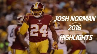 """""""Welcome to DC"""" - Josh Norman 2016-17 Highlights"""