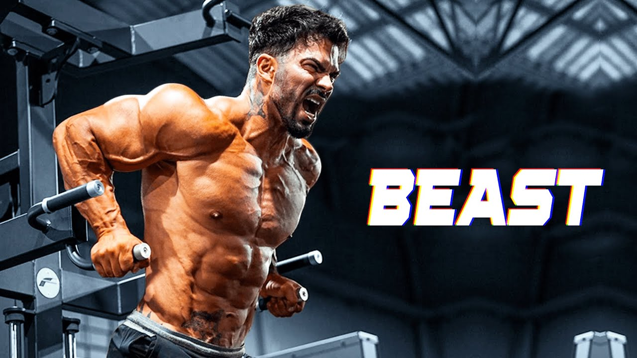 Download BE A BEAST 🔥 FITNESS MOTIVATION