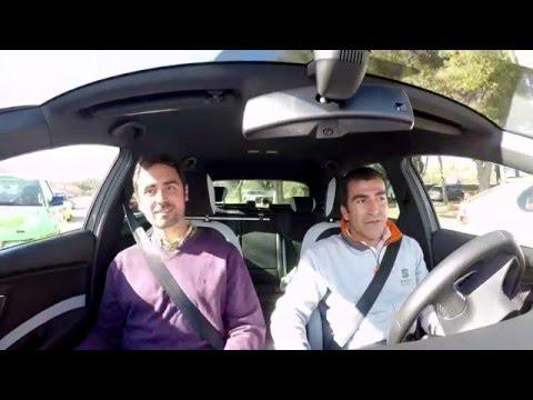 Auto10 con Jordi Gené y el Seat León Cupra 290 | Auto10.com