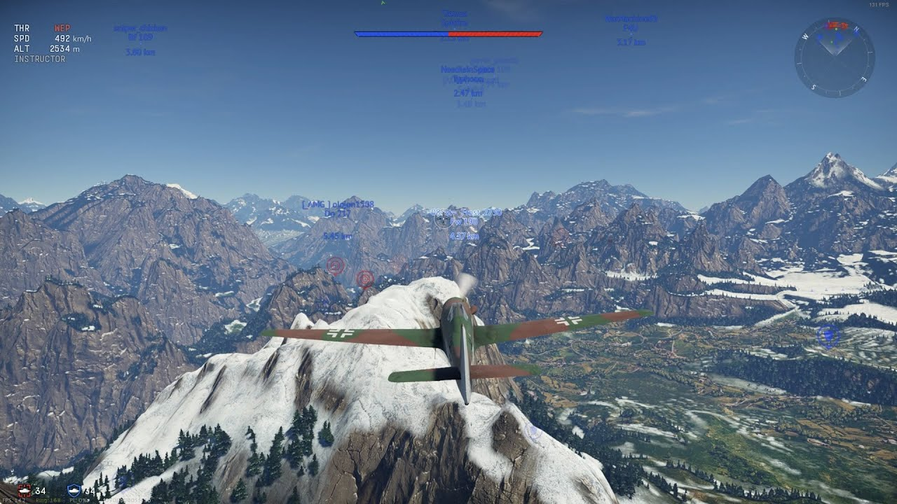 War Thunder Online Gameplay (No Commentary) - YouTube