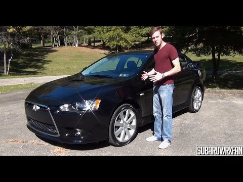 Review: 2014 Mitsubishi Lancer Ralliart