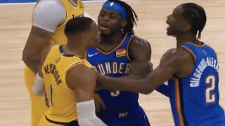 Westbrook Ejected! Quad Dub Turnovers! Lakers Blew 26 Pt Lead! 2021 NBA Season