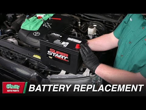 Car Batteries | O'Reilly Auto Parts