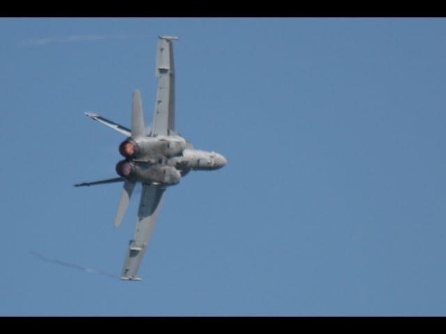 2012 F-18 Hornet NS Mayport Demo