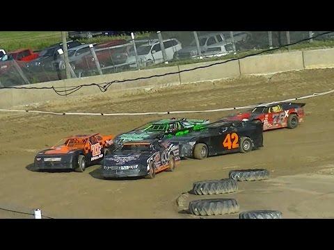 Street Stock Heat | Old Bradford Speedway | 8-28-16