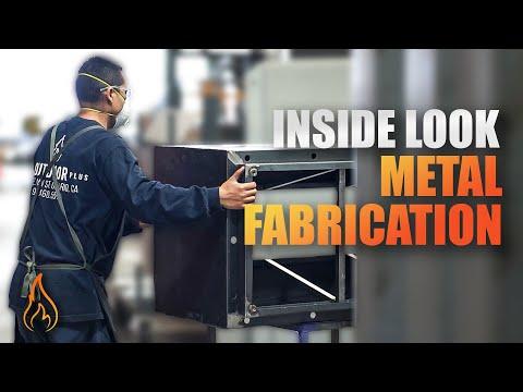 Inside Look [Metal Fabrication]