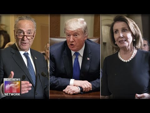 Trump Executes DANGEROUS Game of Chicken With Twisted Dems, Pelosi and Schumer
