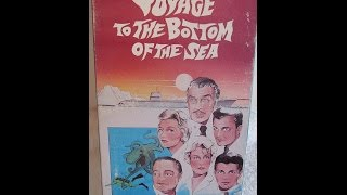 Opening To Voyage To The Bottom Of The Sea 1991 VHS