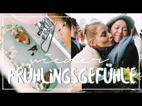 Verliebt in Wien, Hautanalyse, Freundinnenzeit & Babyglück 👯♀️ #WEEKLYVLOG