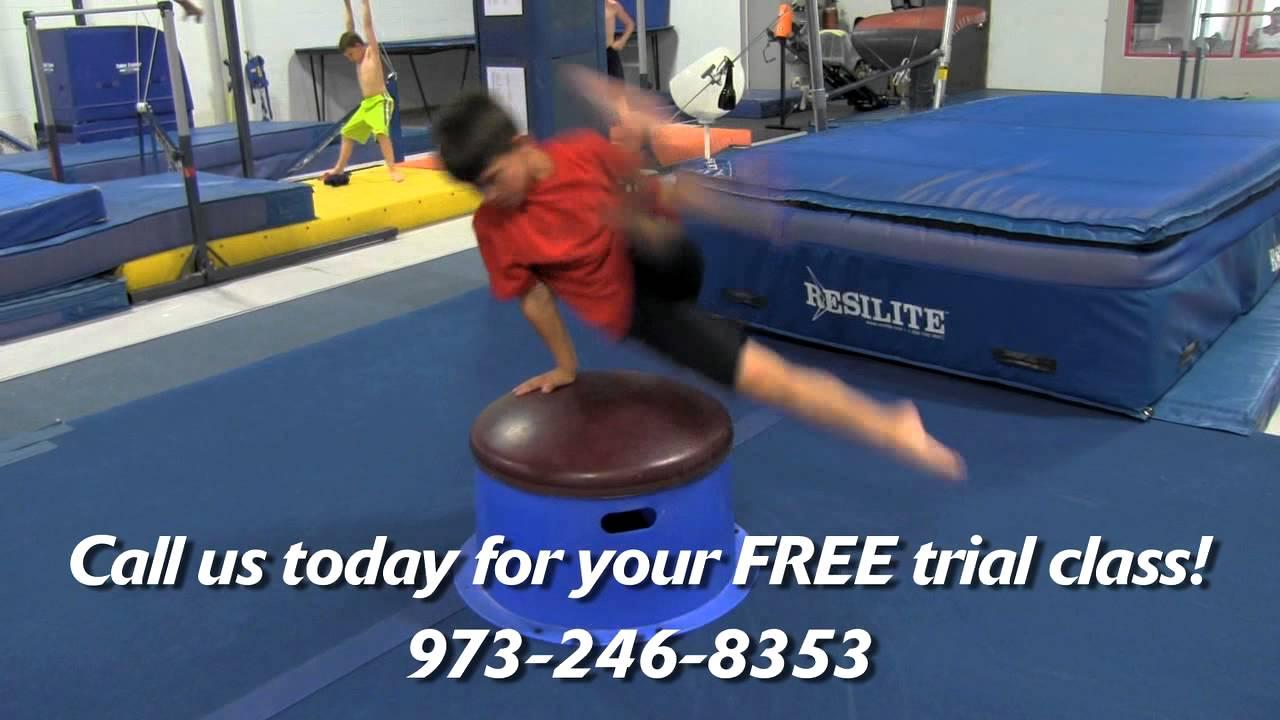 Kidsport Gymnastics