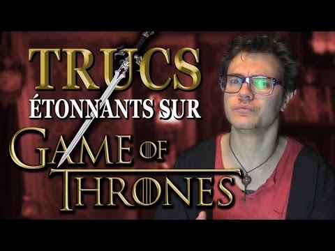 CHRIS : Trucs Étonnants Sur Game of Thrones