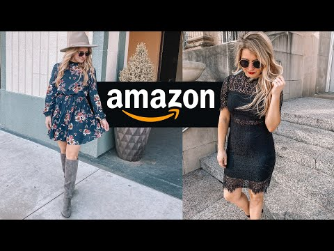 amazon-winter-dresses-all-under-$36!!