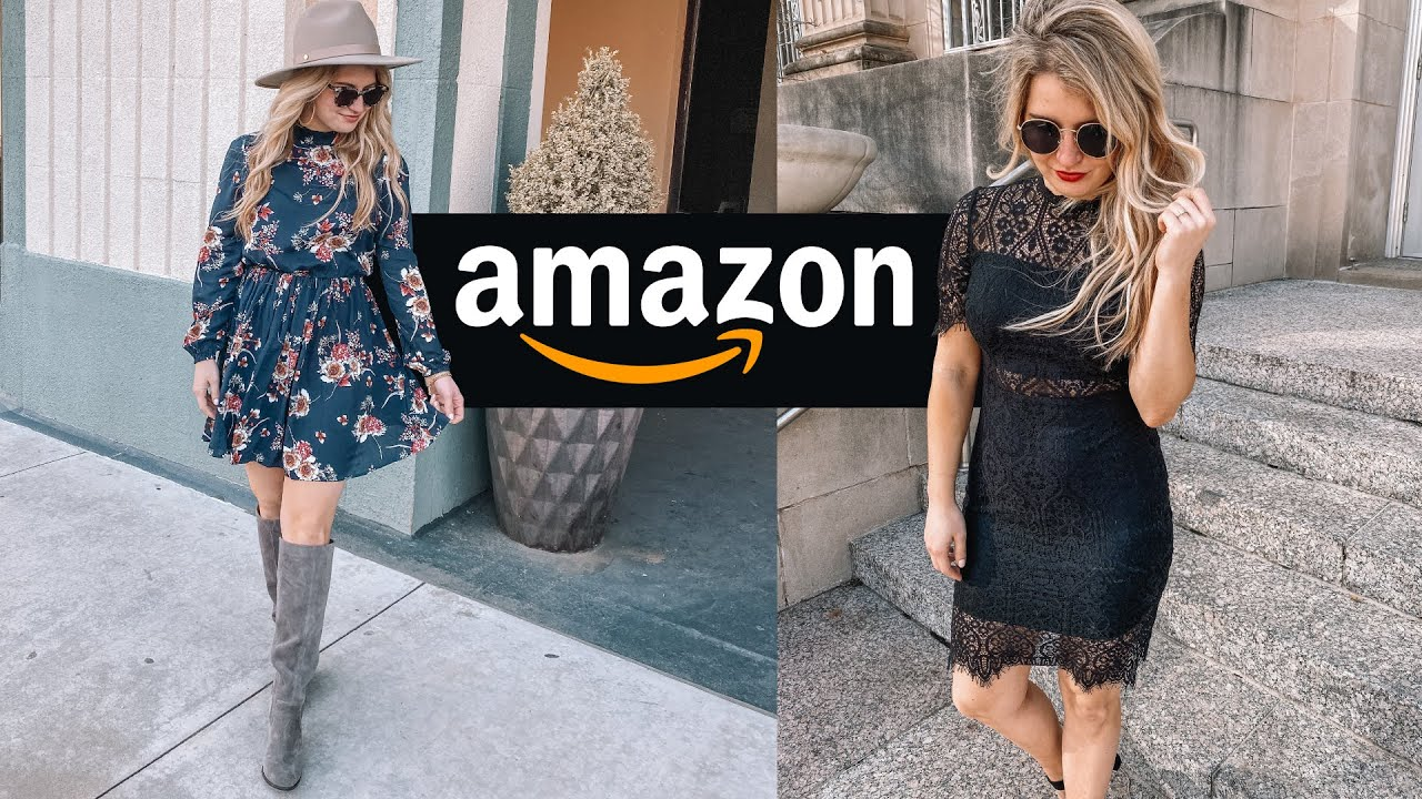 [VIDEO] - Amazon Winter Dresses ALL UNDER $36!! 9