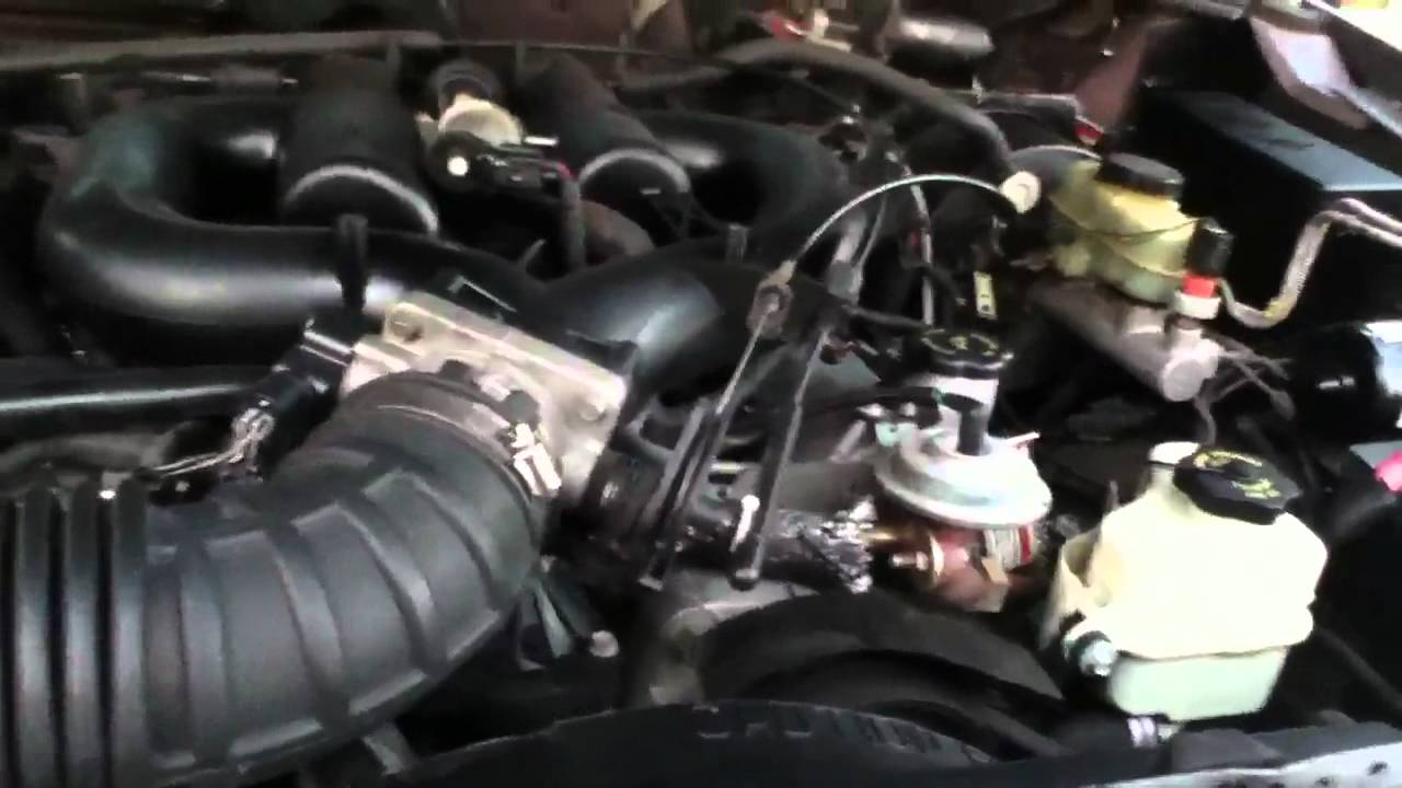 1997 Ford Explorer Xlt How To Open Hood With Billet