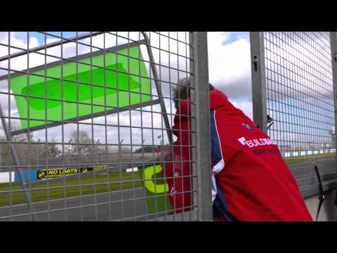 2015 MCE British Superbike Championship official test