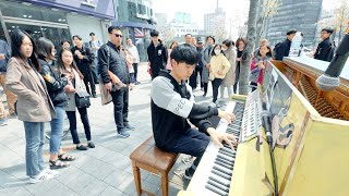 15-Year-Old Boy's Amazing Street Piano - Summer